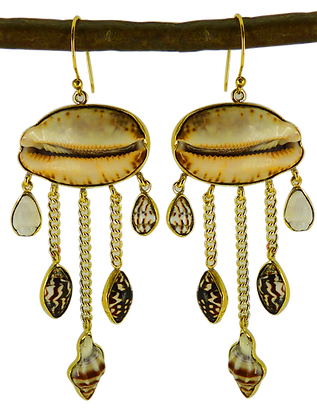 MORGAYNE EARRINGS