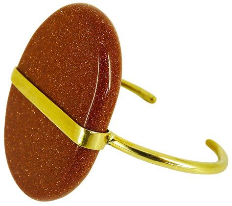 DALI CUFF - goldstone