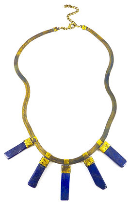 PALOMA NECKLACES - sodalite