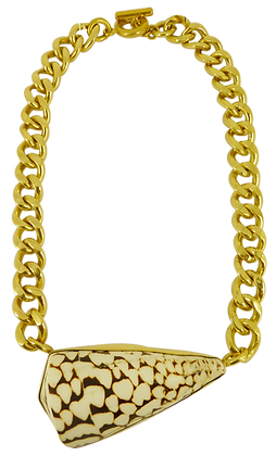 OCEANIA SHELL NECKLACE