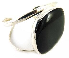 COSIMA CUFF - black onyx