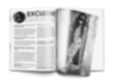 Noir Magazine, Founded by Ashley Nkadi