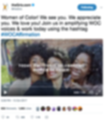 Social Media sample by Ashley Nkadi