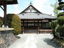 茨木市 安楽寺本堂