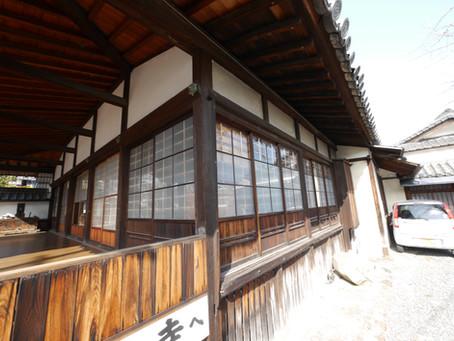 茨木市安楽寺が、明治時代初めに公立学校として使われた歴史