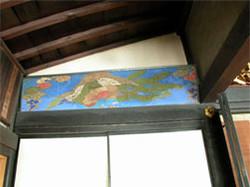 安楽寺住職の描いた絵(曾祖父が描いた絵)