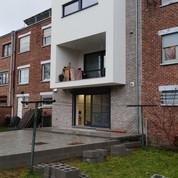 Construction à Liège