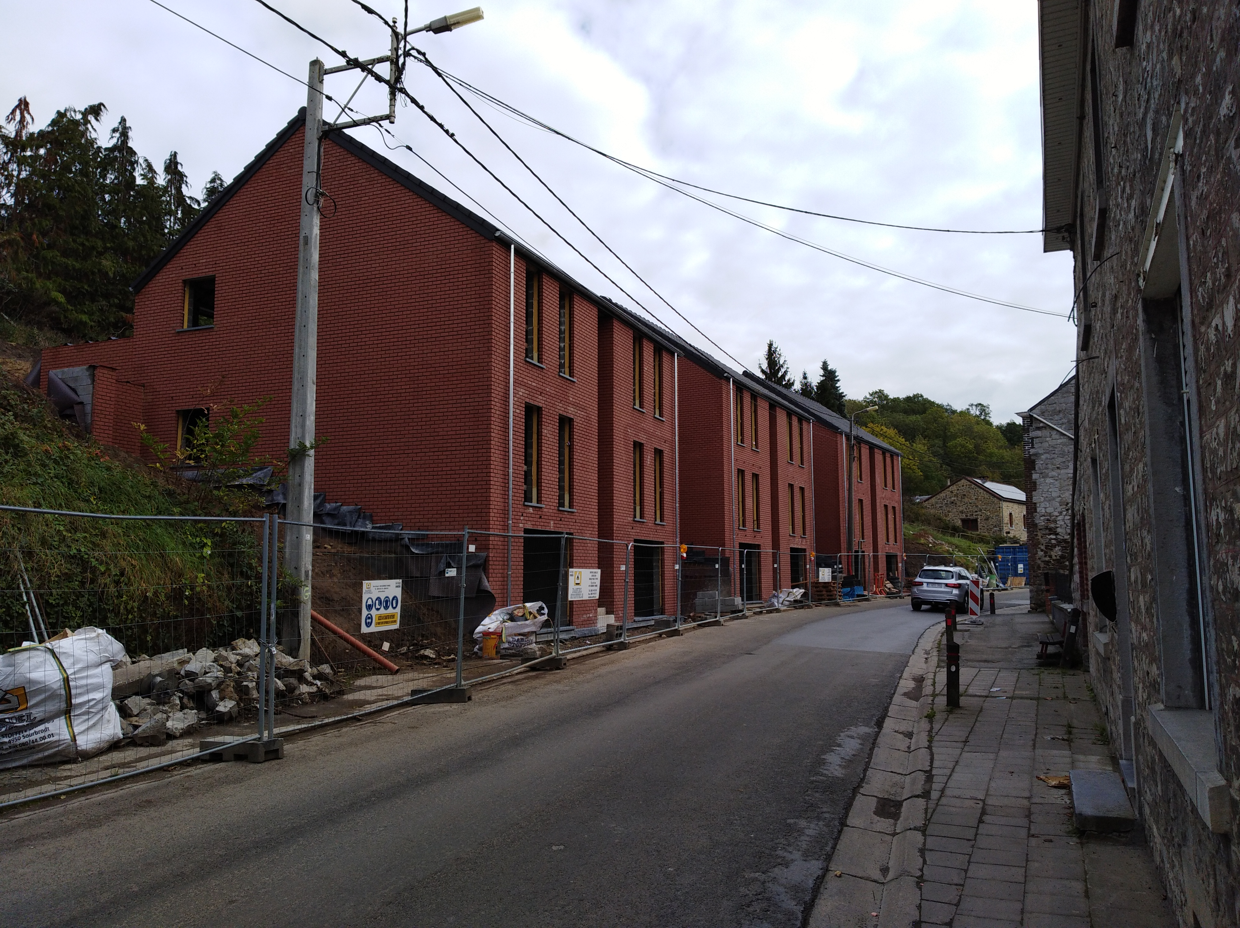 6 logements à Wanze