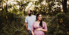 Late Summer Maternity/Family Session | St. Joseph, MO