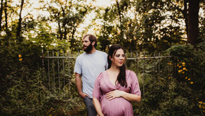 Late Summer Maternity/Family Session | St. Joseph, MO