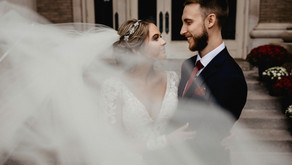 Fall Wedding - St. Joseph, MO