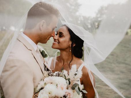 Mozingo Lake Wedding | Maryville, Missouri