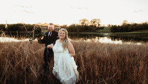 Mozingo Lake Wedding | Maryville Missouri