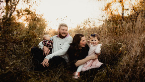 Fall Family Session | Saint Joseph, Mo