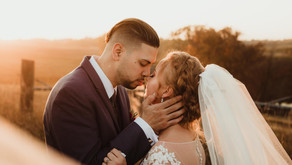 Fairytale Backyard Wedding | Kansas City, Missouri