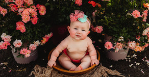 Summer Milestone Session | Saint Joseph MO