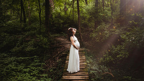Waterfall Maternity/Family Session