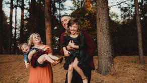 Fall Family Session | Krug Park, St. Joseph, MO