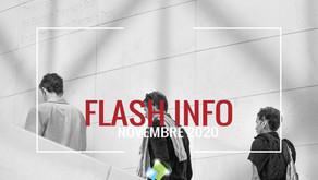 Flash info : Décembre 2020