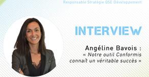 """Angéline Bavois : """"Notre outil Conformis connaît un véritable succès"""""""