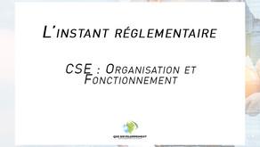 CSE :  organisation et fonctionnement