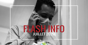 Flash info : Juillet 2020