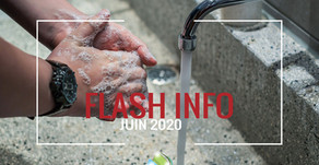 Flash info : Juin 2020
