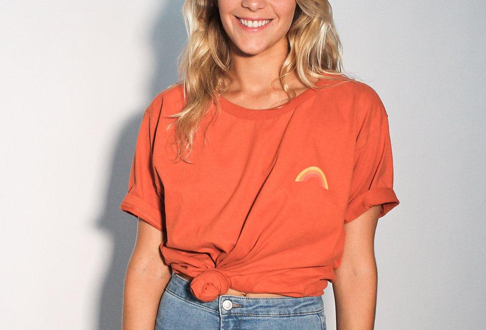 T-Shirt Sunset Terra