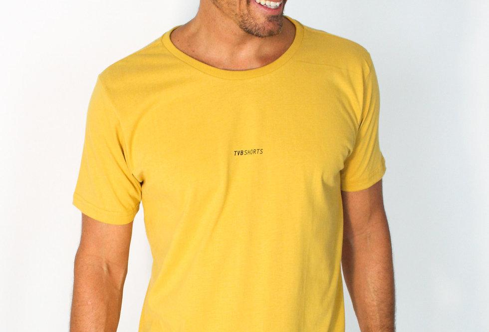 T-Shirt Code Amarela