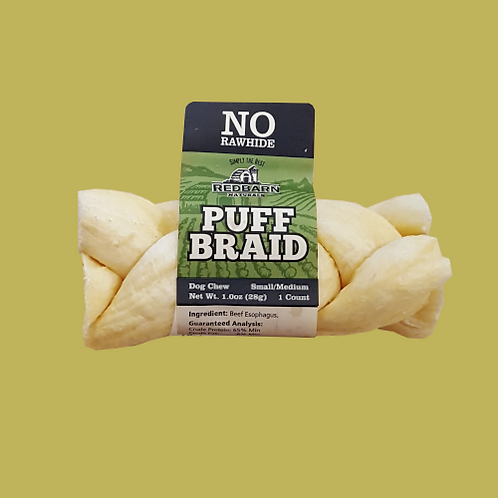Braided Esophagus Puff Sm-Med