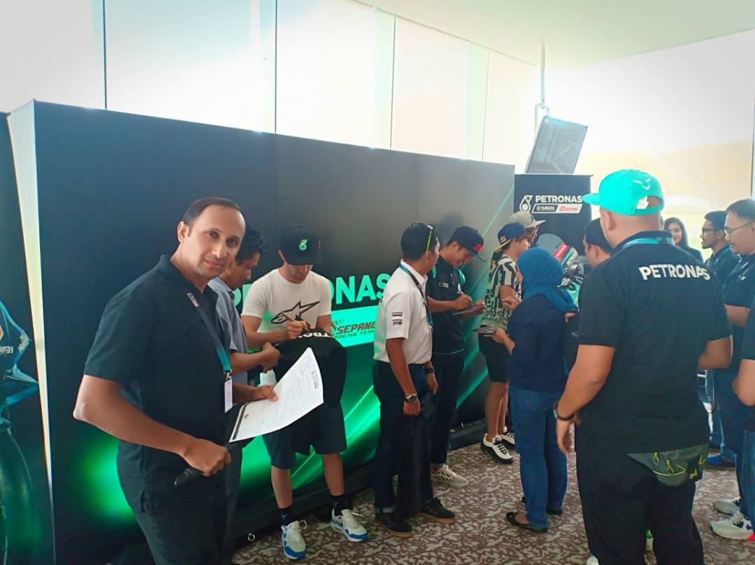 Petronas 2019 winter test