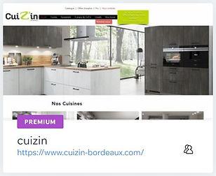 Cuiz'In  Construction de Cuisine Villenave d'Ornon Bordeaux  www.cuizin-bordeaux.com