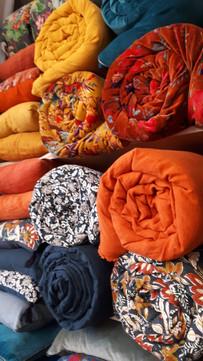 L'Instant Déco Bergerac Coussins et Cover Sofas