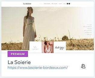 La Soierie  Robe de mariée à Bordeaux  www.lasoierie-bordeaux.com
