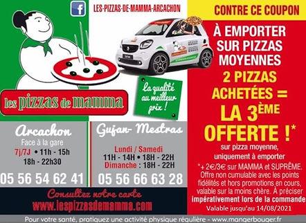 2 pizzas achetées la 3eme offerte.JPG