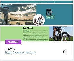 FRC VTT Free Rider Club  Club de VTT à St Sulpice & Cameyrac  www.frc-vtt.com