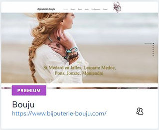Bijouteries Bouju  Bijouterie à Jonzac, Montendre, St Médard en Jalles & Lesparre Medoc  www.bijouterie-bouju.com
