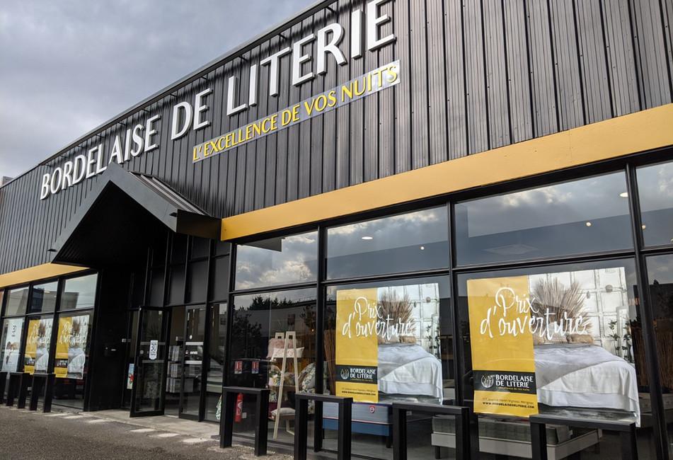 Bordelaise de Literie Merignac - Magasin de Literie à Mérignac 33700