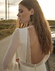robe de mariee Love for Ever rembo styling colelction la soierie robe de mariee bordeaux