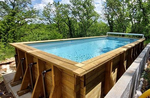 Bell eau piscines pisciniste constructeur piscine perigueux marsac