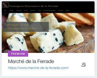 Marché de la Ferrade  Fromagerie et charcuterie à Bègles - Bordeaux  www.marche-de-la-ferrade.com creation site internet bordeaux et begles libourne