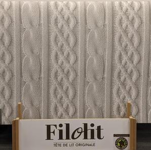 Tête de Lit Filolit 420 € Largeur 160 , H 95, ep 5