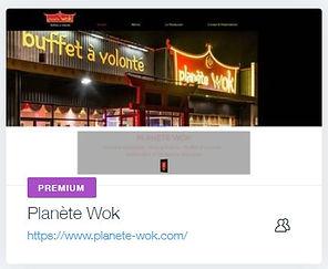 Restaurant Planete Wok  Restaurant Asiatique à Boulazac -Perigueux  www.planete-wok.com Planete wok creation site internet pour restaurant bordeaux perigueux dordogne