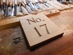 oak house number