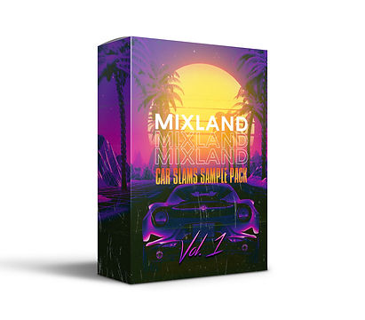 MIXLAND Car Slams Sample Pack Vol. 1