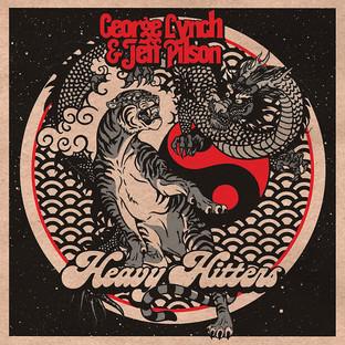 George Lynch & Jeff Pilson LP - Heavy Hitters (Mixer)
