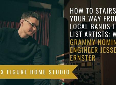 Podcast Interview - Six Figure Home Studio Podcast