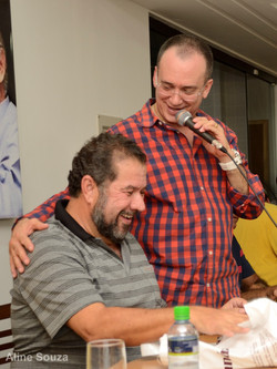 Carlos Lupi e Cuiquinho da Educação