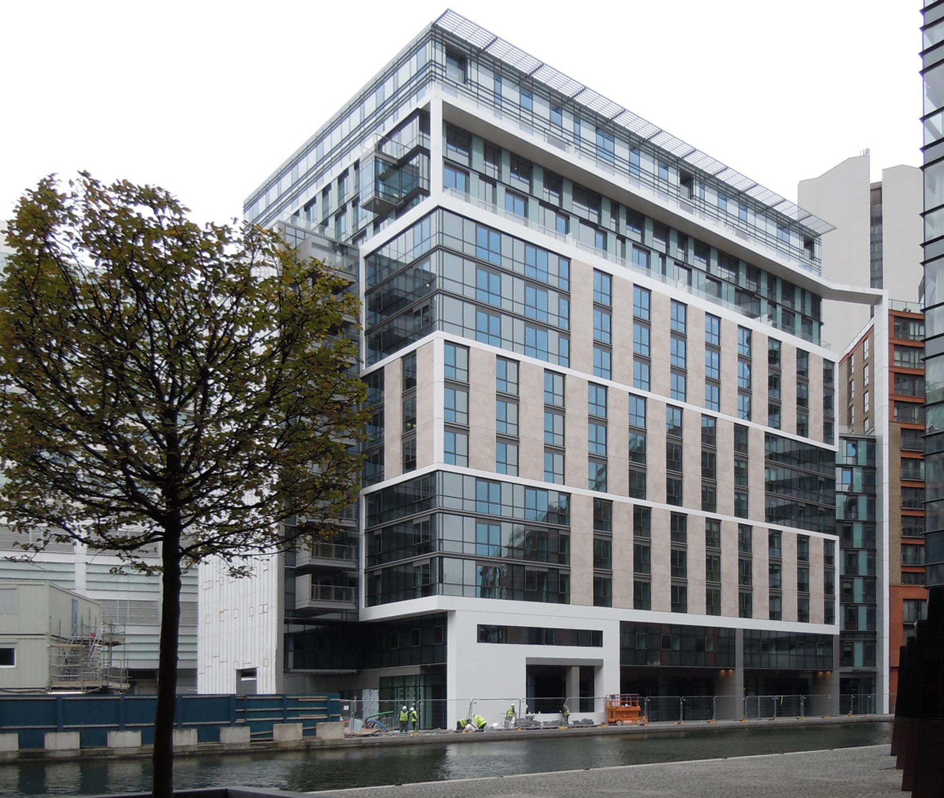 Paddington Basin Building 4
