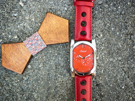 THE LADDER - Sakab Watches